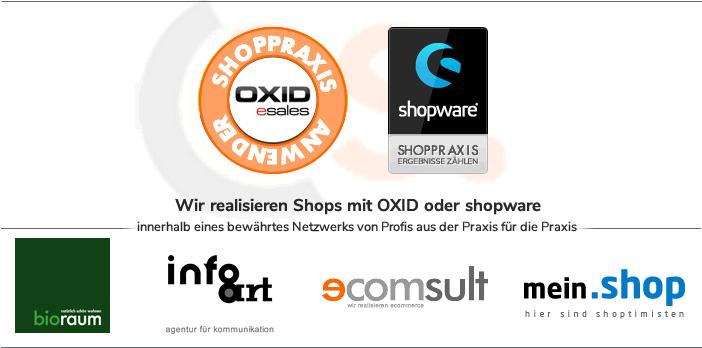 Shopware Zertifikat